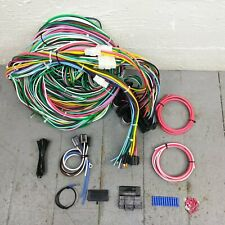 1949 - 1961 Desoto Wire Harness Upgrade Kit fits painless compact fuse block KIC