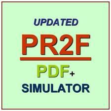 PR2F PRINCE2 Foundation Exam QA PDF+Simulator