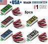 "5pcs Digital DC Voltmeter 0.28"" LED Panel Voltmeter Display Voltage Tester Meter"