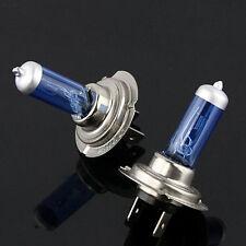 2pcs Bright White Light Lamp Bulbs H7 55W 12V 6000K Xenon Gas Halogen Headlight