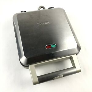 Breville Mini Personal Pie Maker BPI640XL Stainless Steel Tested Works