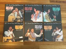Elvis Presley Ol' Swivel Hips Still Wovs' Em 6 Mini LP CD Set