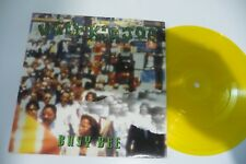 "UGLY KID JOE 45T BUSY BEE. 7"" . VINYLE JAUNE.  COLORED YELLOW RECORD VINYL."