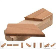 Geocachingversteck / Trickbox aus Holz / Geldversteck / Geduldspiel
