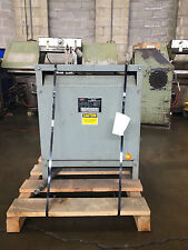 Isolation Transformer 460Y/266 Volts Type: 220-3