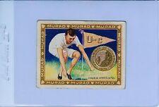 1909-10 T51 Colorado Buffaloes Cu Murad Tobacco College Series Card Long Jumper
