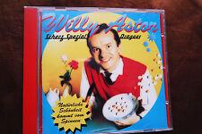 Willy Astor Scherz Spezial Dragees CD Signiert Autogramm