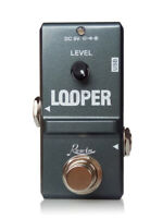Rowin Tiny Looper Electric Guitar Effect Pedal 10 Minutes of Looping Unlimited