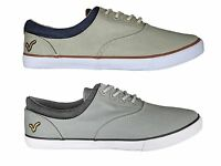 "MENS BRAND NEW ""VOI JEANS"" FIERY COURT AVAILABLE IN 2 COLOURS TRAINERS/PUMPS"