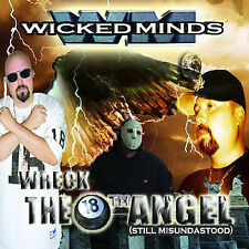 Wreck of Wicked Minds : 18th Angel CD