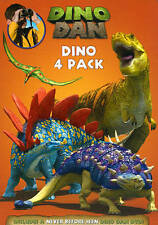 Dino Dan: Dino 4 Pack (DVD, 2013, 4-Disc Set)