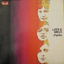 LATTE E MIELE Papillon CD italian prog