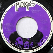 FRED WESLEY & THE JB'S 45 J.B. Shout PEOPLE Funk 1972 JAMES BROWN Excellent C169