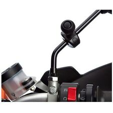 """Ultimate Addons Universal Motorcycle Mirror Stem Attachment 8-16mm Suits RAM 1"""""""