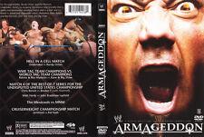 Official WWE - Armageddon 2005 DVD