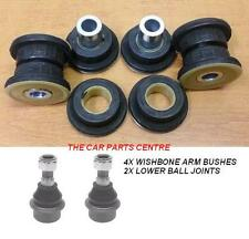 FOR IVECO DAILY 29L 35C 35S 40C 45C 50C LOWER WISHBONE ARM BUSHES BALL JOINTS