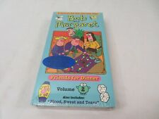 Bob and Margaret: Friends For Dinner Vol. 2 -- (Animated) (VHS) NEW SEALED