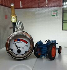 Fordson Dexta Dexter Tractor AC Type White Face Temperature Gauge & Sender