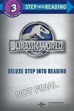 NEW Danger: Dinosaurs! (Jurassic World) (Step into Reading) by Courtney Carbone