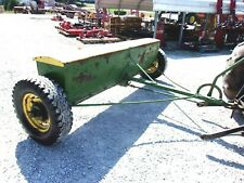8 Ft John Deere Drop Seed Lime Fert Spreader Free 1000 Mile Delivery From Ky