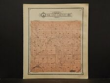 Nebraska, Gage County Map, Island Grove Township 1906 J5#10
