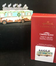 2020 Hallmark Keepsake Ornament Christmas Vacation That's an RV