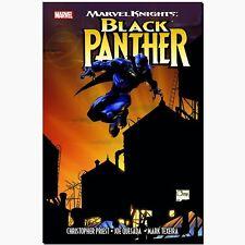 MARVEL Knights Black Panther un eroe molti DIAVOLO VARIANT limita 250 PANINI