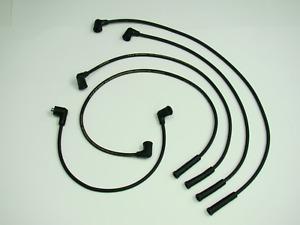 Fits Alfa Romeo Ford Mazda Opel L4 55-82 Suppressor 8mm Spark Plug WireSet 29254