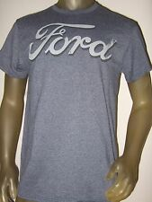 Nwt Men's Small Blue Genuine Ford Motors FMC Official Logo Graphic Tee Shirt S