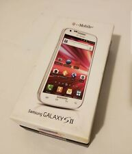 Samsung Galaxy S II SGH-T989 16GB Smartphone Excellent condition & FREE c