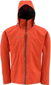 Simms Slick Jacket Fury Orange ~ Select Sizes ~ Closeout