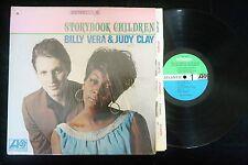 Billy Vera & Judy Clay Atlantic 8174 Storybook Children