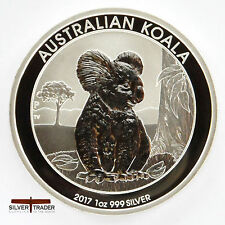 2017 1oz Australian Silver Koala 1 ounce Silver Bullion Coin unc: