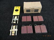 71 1971-73 Opel GT NOS Complete Set of Disc Brake Pads # 16 05 201 New in GM Box