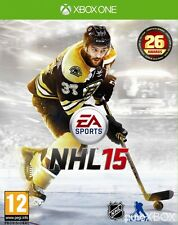 NHL 15 Microsoft Xbox One