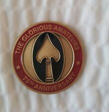 "CIA ""OSS"" 75th Anniversary Challenge Coin- RARE!!!!!"