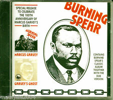 Burning Spear. Marcus Garvey. Garvey's Ghost (1976) CD NUOVO SIGILLATO Reggaelat