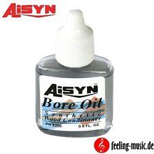 Alisyn - Bore Oil - Sythetisches Pflegeöl für Holzblasinstrumente