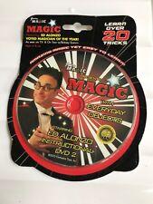 Magic Trick Training Video By Ed Alonzo Dvd 2