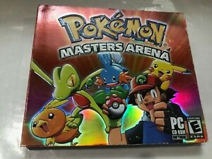 Pokemon: Masters Arena (PC, 2003)