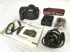 Canon EOS 7D Mark II 20.2 MP DSLR Digital Camera Body mk 2 (354 Shutter Count)