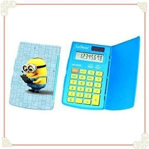 LES MINIONS Calculatrice de poche LEXIBOOK