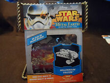 Star Wars Metal Earth 3D Metal Model Kit  Millennium Falcon