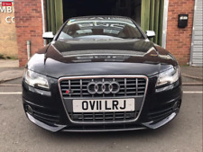 Audi S4: 340 bhp Supercharged V6. 0-60: 5seconds