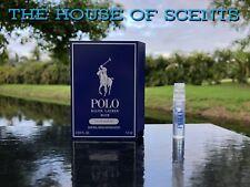 RALPH LAUREN POLO BLUE EAU DE PARFUM 1.2 ML - 0.04 OZ