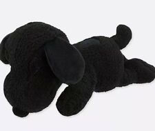 Kaws Snoopy Peanuts Uniqlo Soft Plush Black (Large)