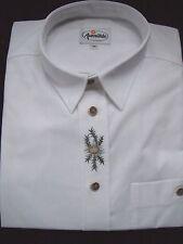 German Trachten Shirt Lederhosen Oktoberfest New M, XL, XXL Edelweiss