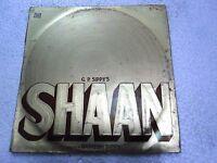 SHAAN RD R.D.BURMAN WILD COSMIC DISCO FUNK moog DJ electro horn LP BOLLYWOOD VG+