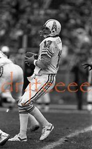 Ken Stabler HOUSTON OILERS - 35mm Football Negative