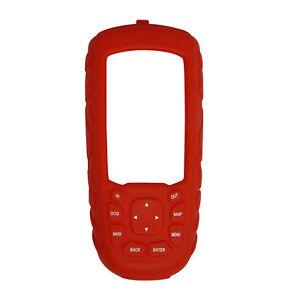 Garmin Gps Astro 220, 320 430 Red Silicon Protective Case cover Shiled